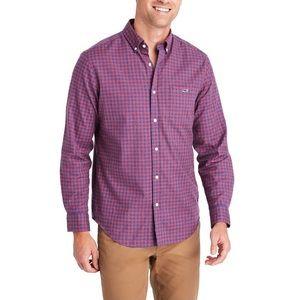 NEW Vineyard Vines Classic Sycamore Tucker Shirt